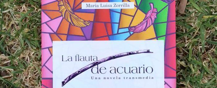 Mi Primer Booktube | La Flauta de Acuario | Novela Transmedia